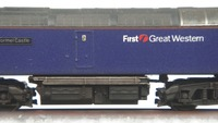 Class 57 with FGW dry transfers