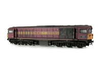 A picture of 58049 finer nose end handrails with pommels added, etched nameplates, renumbered, detailed buffer beam at one end and semi detailed at coupler end, small nose end grills and finer mu sockets.