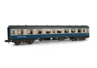 A picture of With added curtains, passengers and renumbered and relivery to NSE