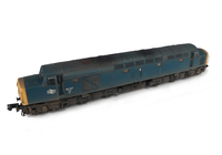 A picture of 40147 Details include: renumbered, driver, semi detailed buffer beam at both ends, moulded roof grill replaced with 3D etched fan and grill and etched work plates.