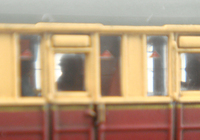 A picture of Close up of passengers added to a Dapol Gresley coach.