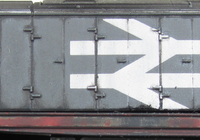 A picture of 59029 Showing paint peeling special effect.