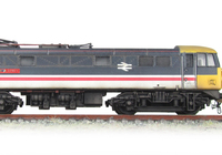 A picture of Close up of class 86.