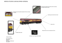 A picture of Class 66 Information Sheet (Farish)